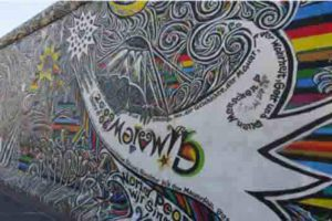 1989柏林圍牆Berliner-Mauer-的故事