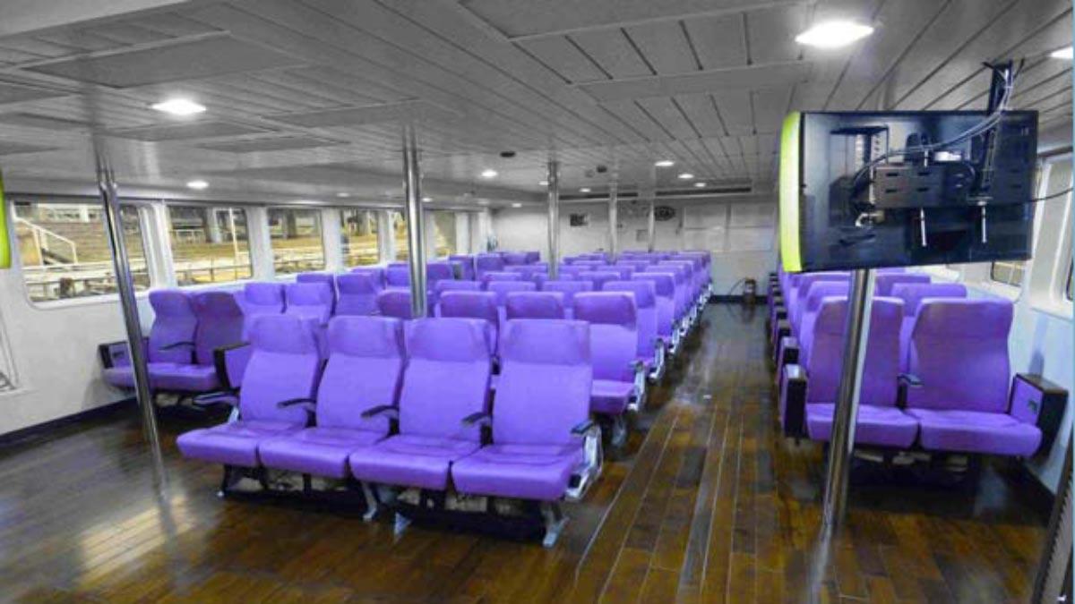 「駁二-蚵子寮」藍色公路10月10日首航 「海陸雙拼 漁遊高雄」遊程正式開賣