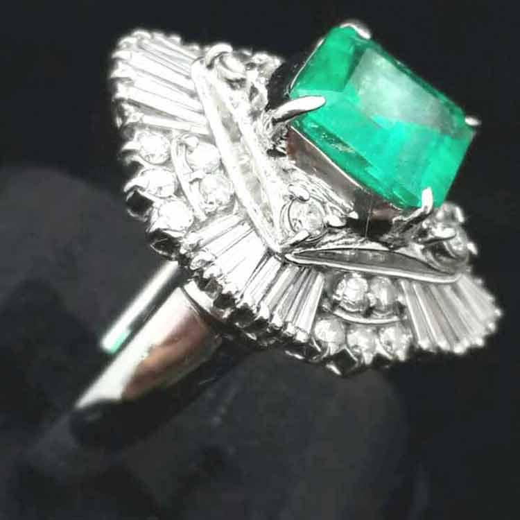 天然寶石-祖母綠寶石