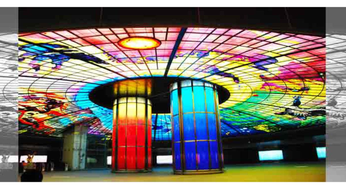台灣最美的捷運站 美麗島站排名世界第二名
