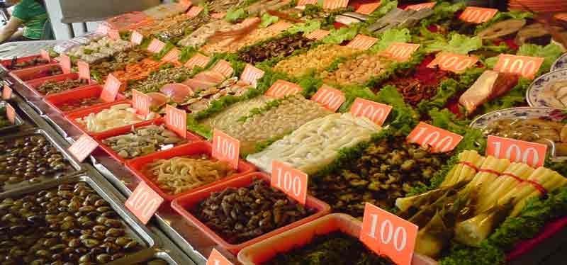 Seafood-Kaohsiung-Cijin  旗津的海鮮
