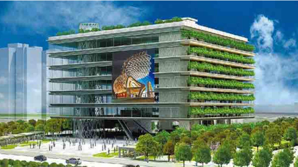 高雄市建築物,「你家蓋綠屋頂」最高可補助80萬,環保高雄市
