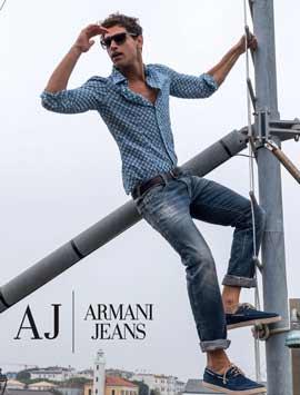 AJarmani, 為時尚牛仔褲為品牌方向
