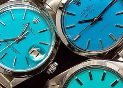 中古名錶,以 古董表 為例,高雄 勞士力 Rolex