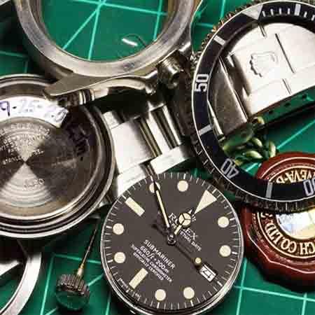 古典手錶, 二手名表
