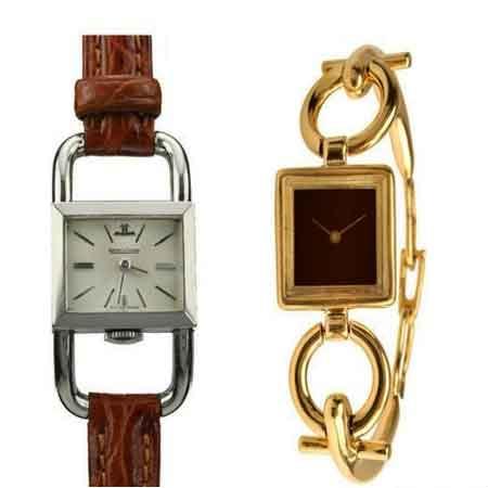 古董手錶的表面容易被劃傷