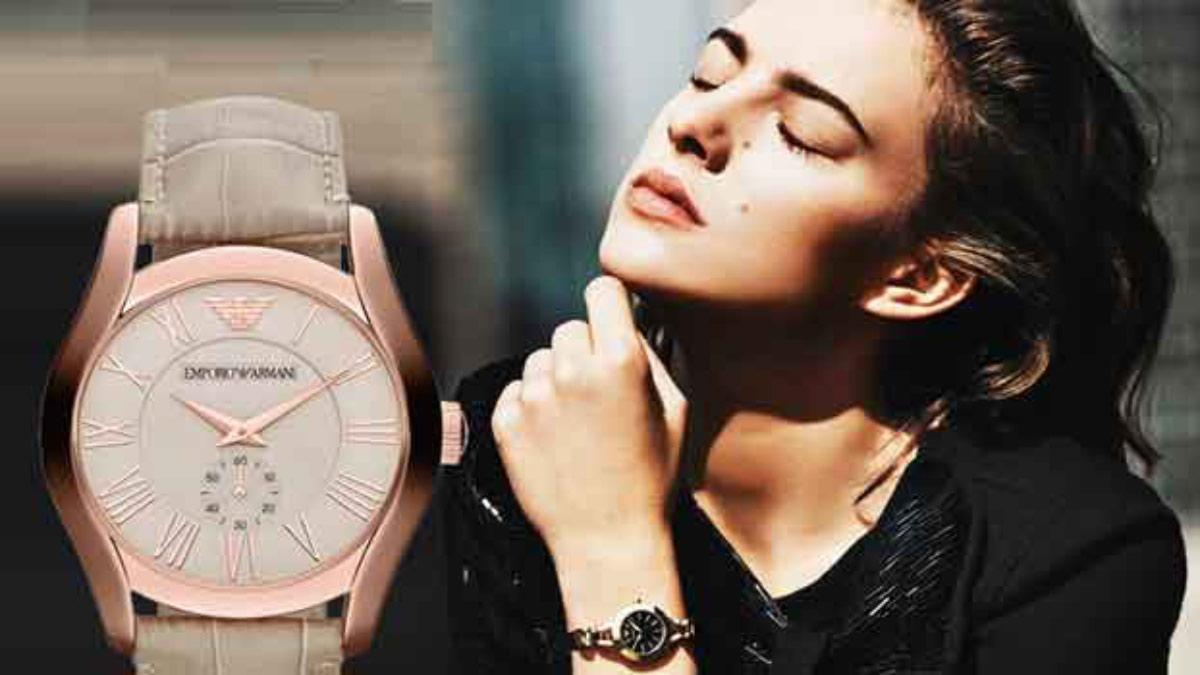 高雄買亞曼尼手錶  時尚唯獨  Emporio Armani 手錶