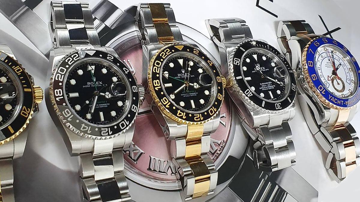 購買 中古名錶