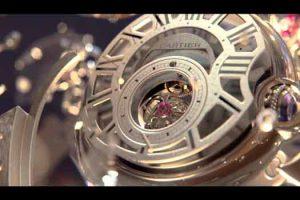 卡地亞手錶,機芯
