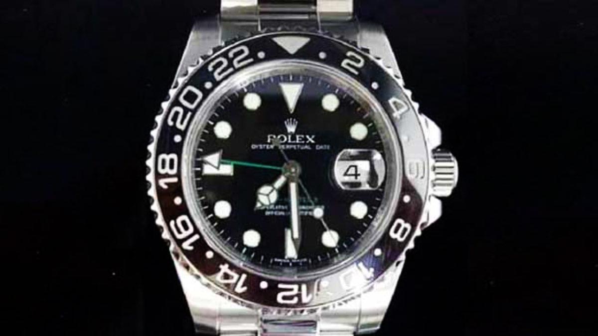 勞力士航空腕錶,ROLEX GMT-Master II 買勞力士 高雄