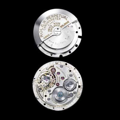 Rolex Oyster Perpetual 恆動機芯