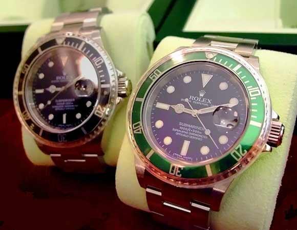 Rolex 購買指南 黑水鬼 , 綠水鬼