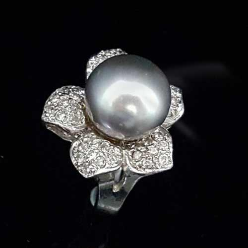 南洋珍珠戒指