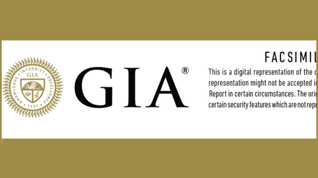 GIA證書  1tc 以上  GIA鑽石鑑定證書®  中英 圖文說明 第1聯