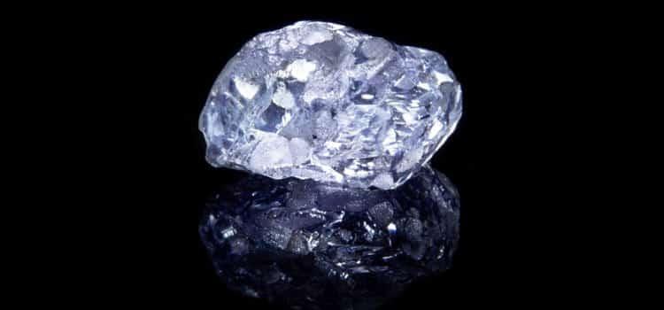 Argyle Violet 史上最大紫色鑽石 由 Rio Tinto 發現公佈