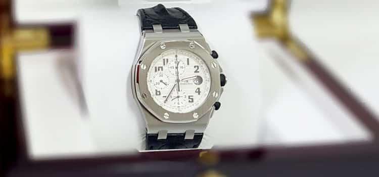 AP 愛彼錶 皇家橡樹離岸型 原野運動款計時碼錶  已售出