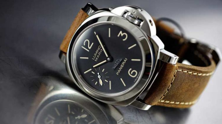 收購沛納海 手錶