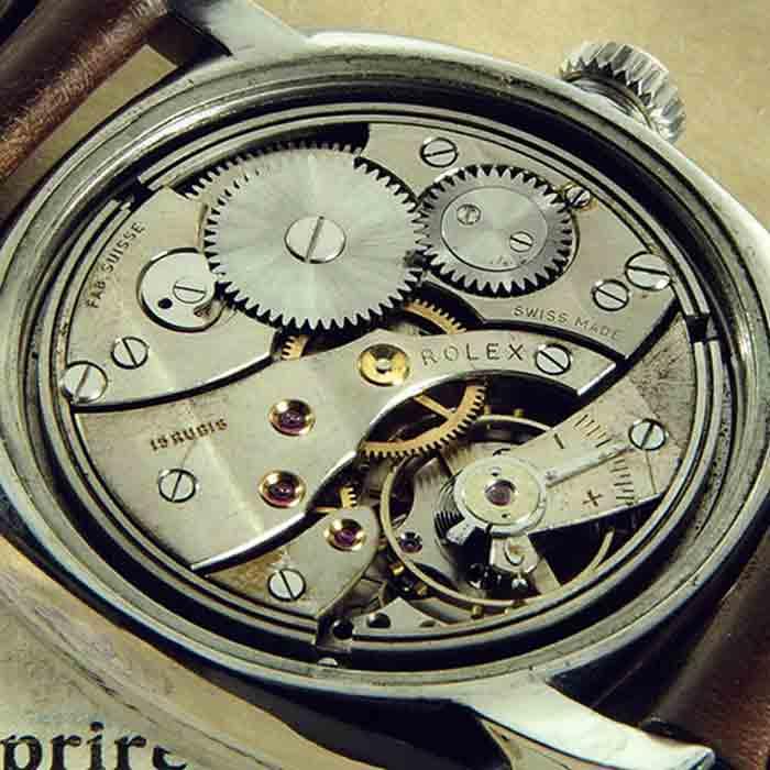 1936 Radiomir Rolex Calibre 618