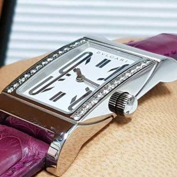 Bvlgari 手錶 鑽石外圈
