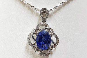 gia 藍寶石