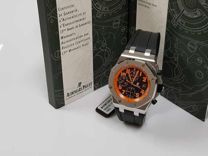 愛微錶 皇家橡樹離岸型