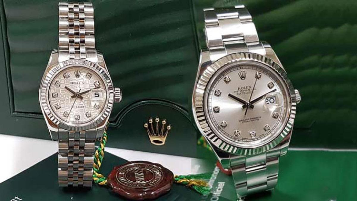 Rolex DateJust 系列