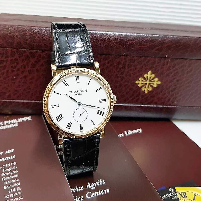 百達翡麗 二手錶