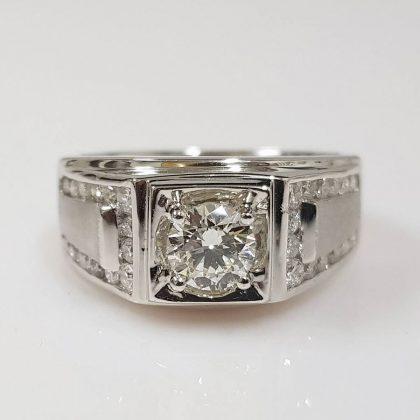 鑽石Rings