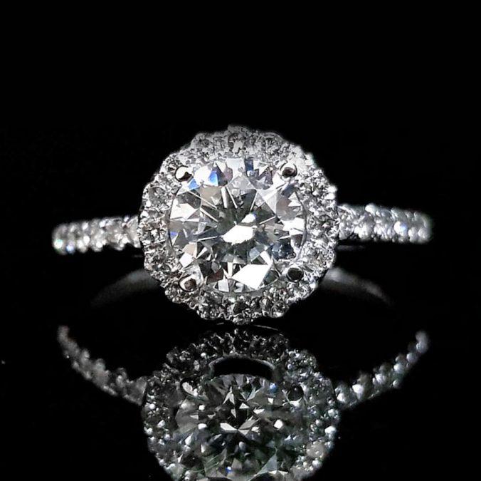 高雄流當鑽石戒指