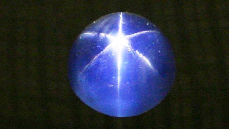 亞洲之星  星光藍寶石之最